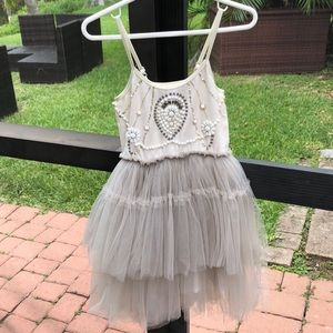 Gorgeous Tutu du Monde beaded tutu dress. Size 1.